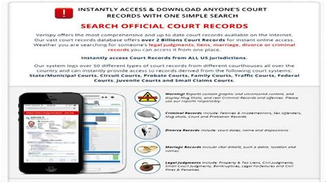 Flint Michigan Court Records Instant Background Checks Access Criminal Records