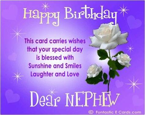 Inspirational Birthday Quotes For Nephew 17 Best Images About Niece And Nephew Quote On Pinterest