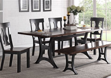 overstock dining room tables astor dining table lexington overstock warehouse