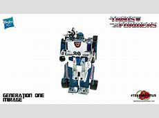 Video Review of the Transformers G1: Mirage - YouTube G1 Transformers Mirage Review