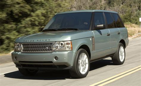 land rover 2008 car and driver
