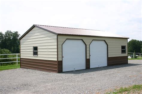 Metal Garages Steel Garages Garage Prices Packages Steel Garage Doors Prices