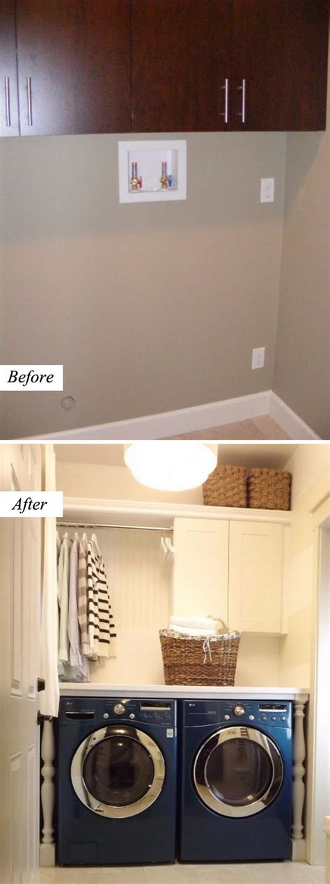 room makeovers awesome before and after laundry room makeovers hative