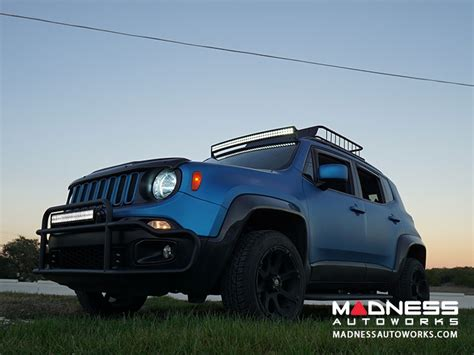 jeep renegade stance jeep jeep renegade fender flares by madness carbon