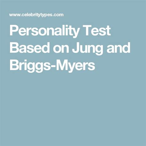 best 25 personality tests ideas on
