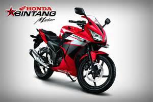 Honda Cbr 150 Std Honda Cbr 150r Bintang Motor Honda