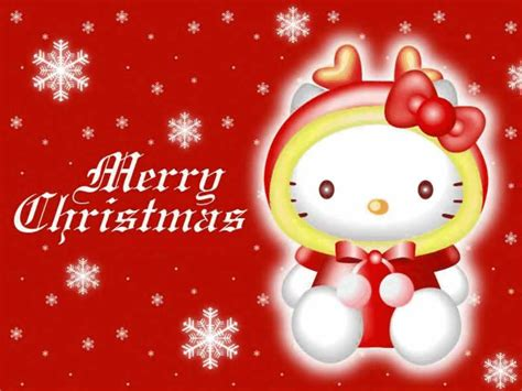 hello kitty christmas wallpaper free k lusive kreations december 2010