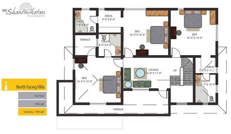 luxury bungalow floor plans krc shantiniketan luxury individual bungalows floorplan