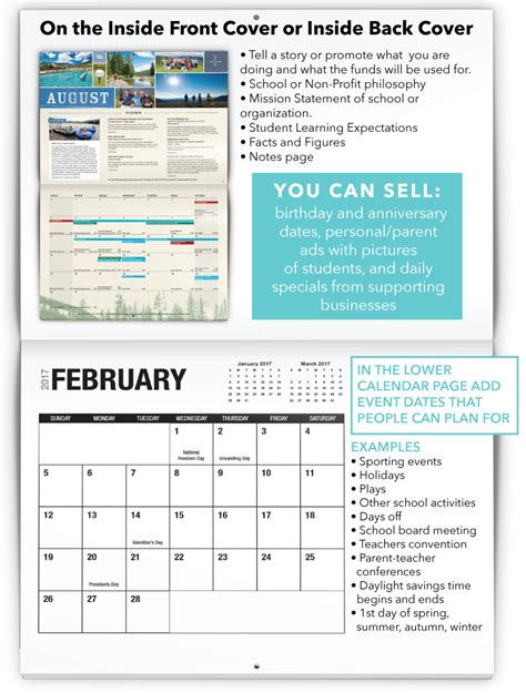 How To Get The Most Out Of Fundraising Calendars Nonprofit Fundraising Calendar Template