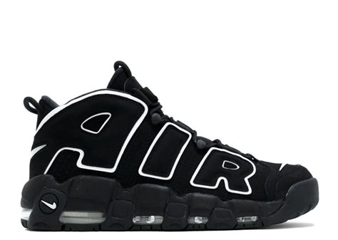 Nike Air Uptempo Black White 2016 air more uptempo quot 2016 release quot nike 414962 002