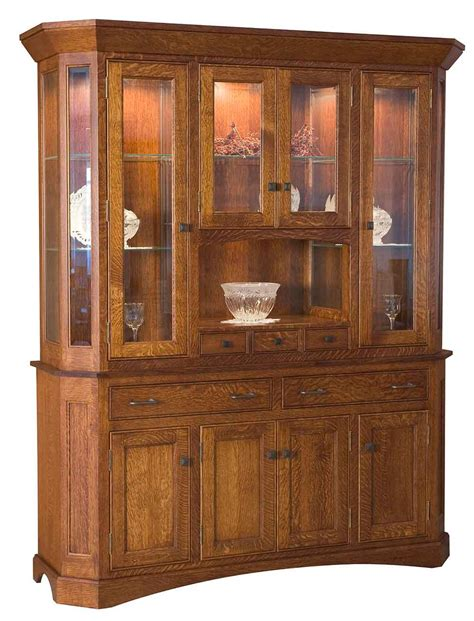 79 best images about amish hutches display cabinets on amish made china cabinet