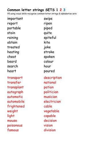 Common Six Letter Words