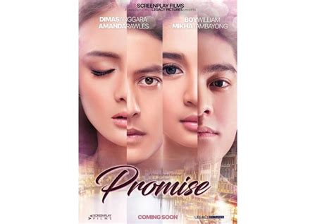 tentang film a promise dimas anggara jadi pria lugu di film promise republika