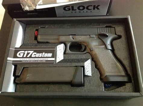 Preview tokyo marui glock 17 custom overhoppers