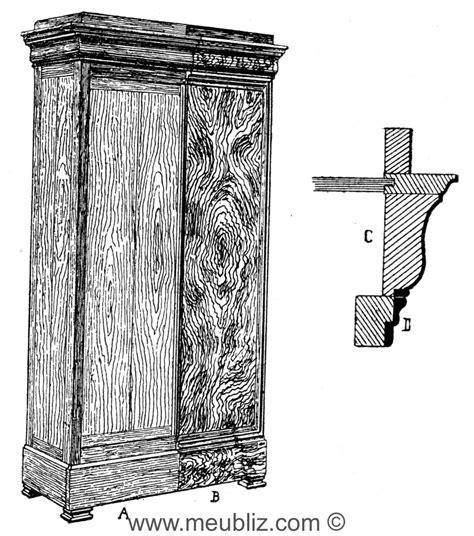 armoire restauration armoire restauration louis philippe