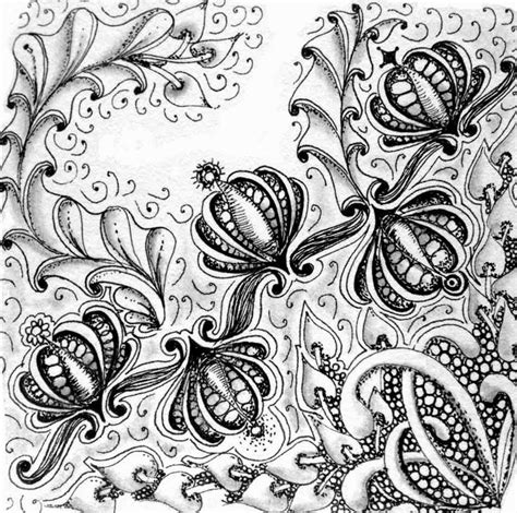 zentangle pattern generator 17 best images about pen paper pencil on pinterest
