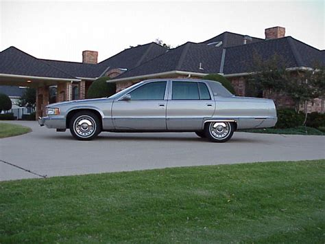 96 Cadillac Fleetwood Brougham by My 1996 Fleetwood Brougham Home Page