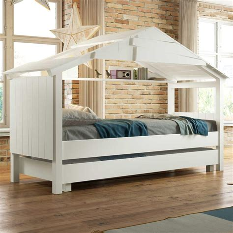cabin bed with trundle and drawers mathy by bols star treehouse single cabin bed with