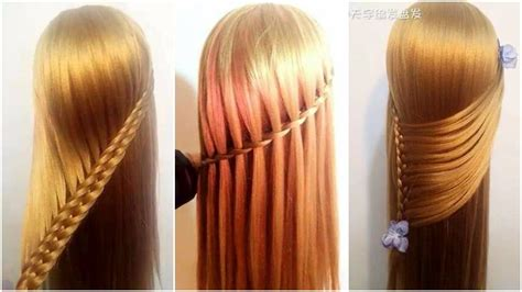 amazing hairstyles hacks 6 amazing and creative hairstyles tutorials life hacks for