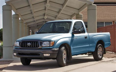 Toyota Tacoma Single Cab Toyota Tacoma Regular Cab 1996 2004 Thunderform Custom