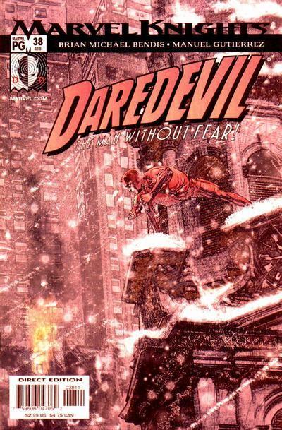 daredevil volume 4 the 0785198024 daredevil vol 2 38 marvel database fandom powered by wikia