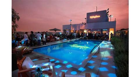 top bars in hollywood andaz west hollywood rooftop bar in la los angeles therooftopguide com