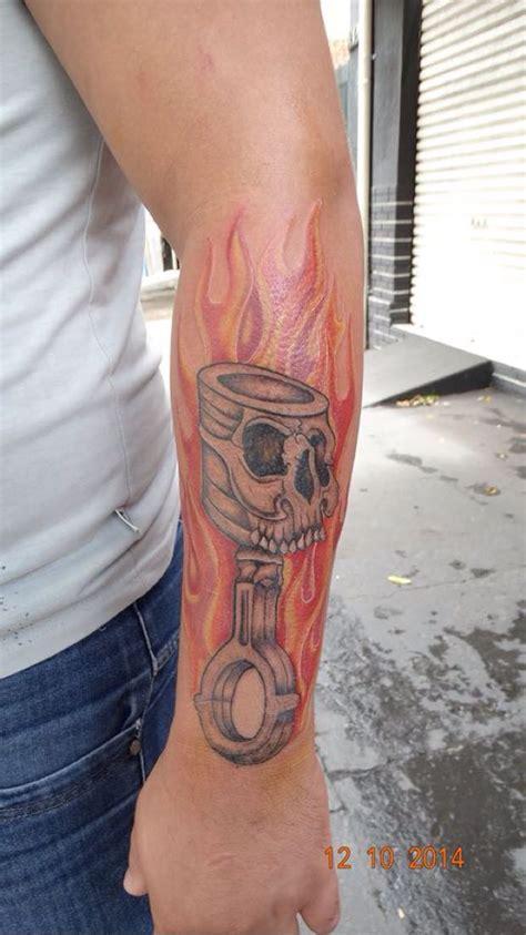pist 227 o tatuagem com tatuagens tattoo