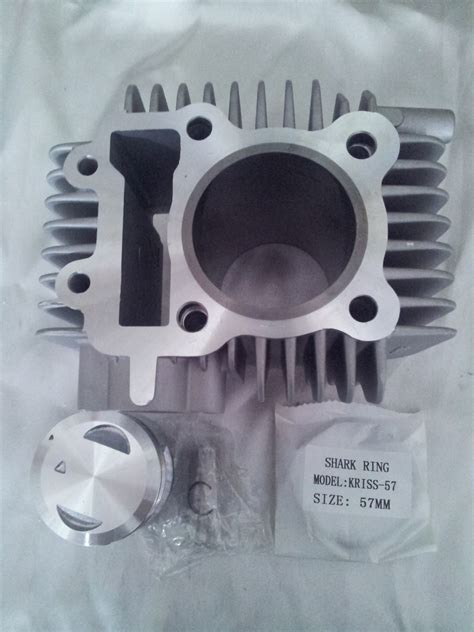 Paket Bore Up Yamaha Jupiter Z 110 Diameter 55mm Merk Shark palex motor parts september 2012