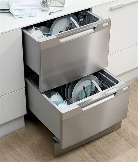 under counter drawer dishwasher considering dishwasher drawers all you need to know