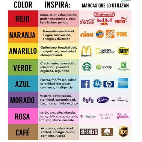 imagenes que inspiran confianza lo que inspira cada color gr 225 fico
