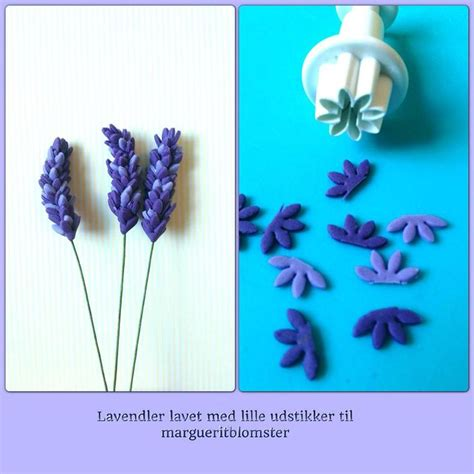 lavender paper flower tutorial polymer clay lavender flower tutorial possible with