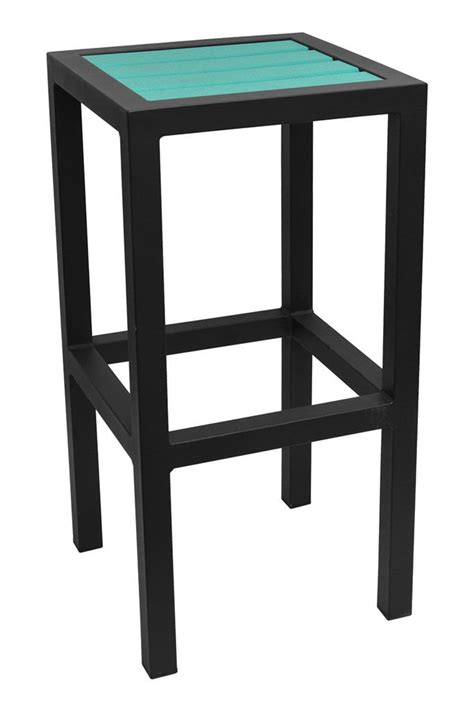 Aluminum Backless Bar Stools by Poly Lumber And Aluminum Backless Bar Stool Outdoor