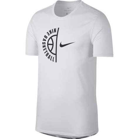 T Shirt Nike Basket white nike basketball shirt