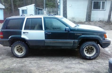 old jeep grand cherokee 2 for 1 deal 1994 jeep grand cherokee limited 5 2l