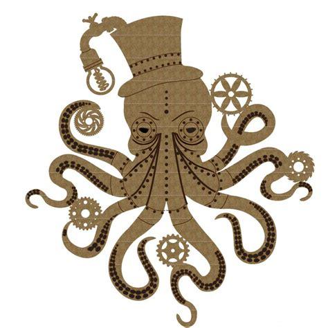 octopus rubber st steunk octopus