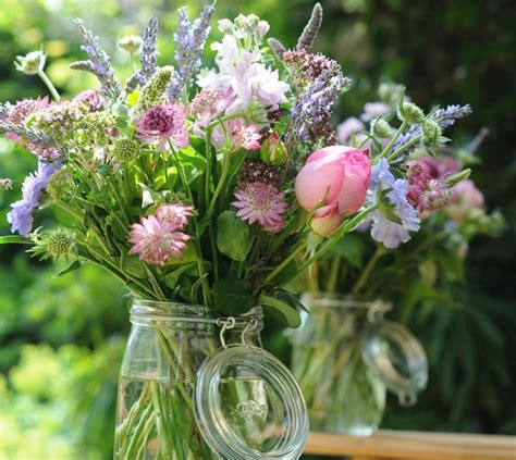 We Love This Just Picked Flower Style True English Country Garden Flowers