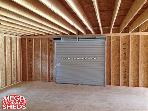 Overhead Shed Door by Overhead Shed Doors Exles Ideas Pictures Megarct