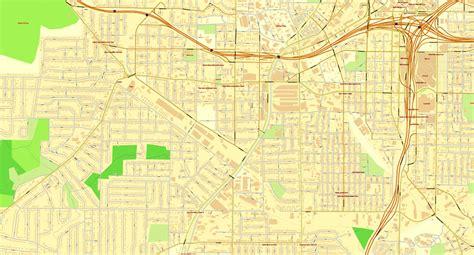 atlanta ga on us map atlanta us vector map adobe illustrator
