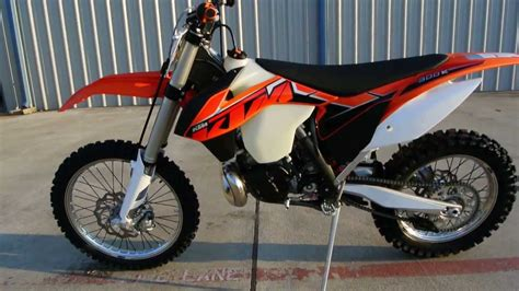 2014 Ktm 300 Xc Review 8 499 2014 Ktm 300 Xc Electric Start 2 Stroke