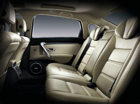 renault sm7 interior renault reveals sm7 interior autoevolution