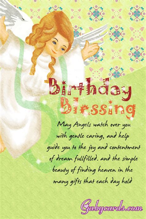 Free Spiritual Birthday Cards
