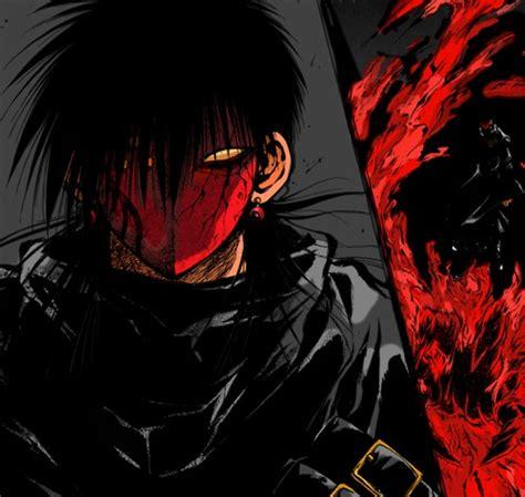 anime manga best anime villain kurei flame of recca