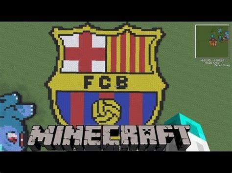 logo barcelona 512x512 pixel f c barcelona speed pixel minecraft