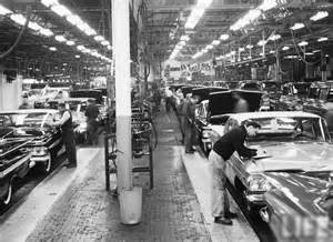Chevrolet Assembly Line 1959 Chevrolet Impala Assembly Line Classic Cars Today