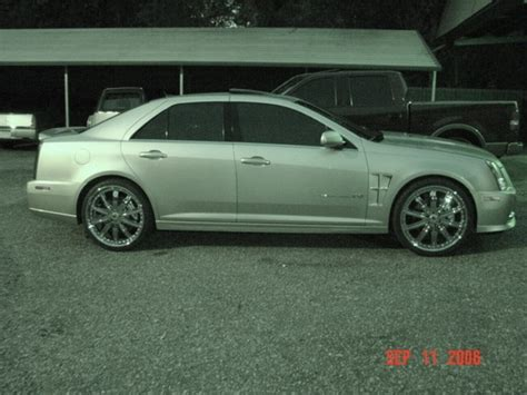 large custom rubber sts another jtcii 2006 cadillac sts post 4226185 by jtcii