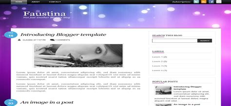 new blogger themes com best blogger templates premium templates new blogger
