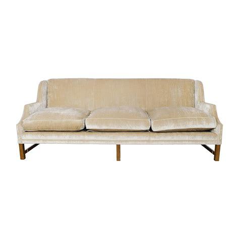 taupe velvet sofa best 25 silver velvet sofa ideas on