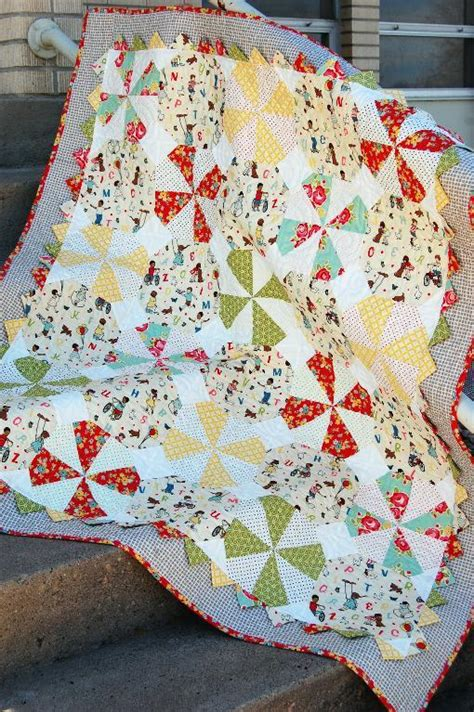 quilt pattern pinwheel free 8 free baby quilt patterns that are too cute to resist