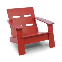 Modern recycled plastic outdoor furniture cabrio lounge chair photo