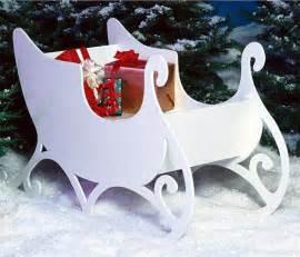 santas sleigh project plan plan